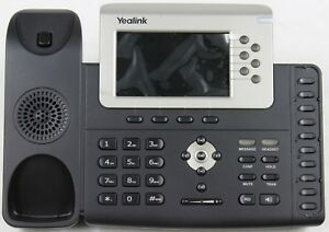 Yealink Sip t38g 6 line Gigabit Voip Color Business Ip Phone