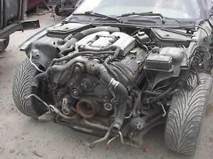 2001 Xkr Used 4 0 Supercharged Engine Assembly Liftout Complete 112k Outrite