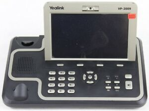 Yealink Vp 2009p Voip Office Video Phone