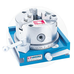 Vertex Rapid Indexer With 3 Jaw Chuck Vsc 5a Vsi 5 1001 065