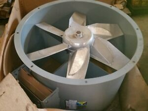 Dayton 30 Tubeaxial Fan 3c412b New In Box