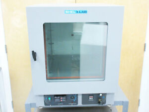 Shel Lab Svac4 Vacuum Drying Oven 24 x18 x18 220 c 428 f Fully Tested
