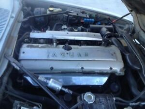 95 96 Jaguar Xjs 4 0l 6 Cyl Complete Engine Lift Out 283k 11860