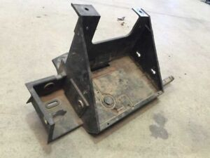 03 Dodge Ram 3500 5 9l 4x4 Used Lh Left Under Hood Battery Tray