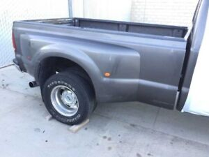 99 07 Ford F350 Super Duty Dually 8 Long Bed Box Paint Cx W Tailgate