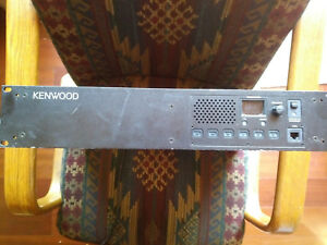 Kenwood Tkr 750 1 Vhf Radio Repeater With Power Supply Great Condition