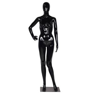 Female Full Body Realistic Mannequin High Gloss Display Dress Form Model W Base