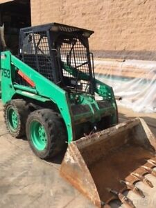 1997 Bobcat 753 Skid Steer Loader Coming Soon