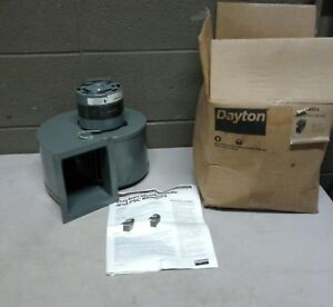 Dayton Blower Motor 4c445a Shaded Pole New c23