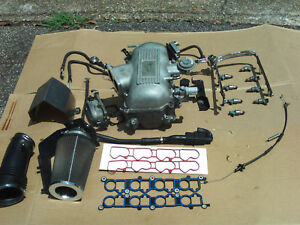96 97 98 Mustang Cobra Intake Manifold And Accessories Imrc s Listed Seperate
