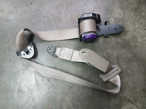 1995 Chrysler Lhs Oem Right Passenger Side Front Seat Belt With Retractor Tan