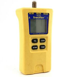 Test um Tp350 Testifier Cable Tester