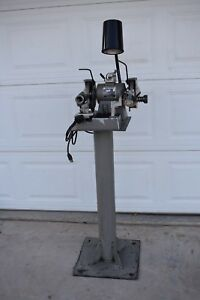 Used Darex M series Sharpener Model M5b With Heavy Duty Stand