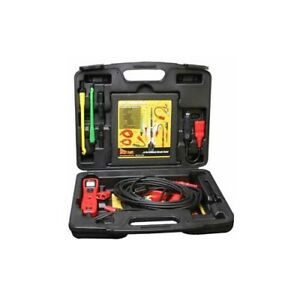 Power Probe 3 With Gold Test Lead Set Circuit Tester Tool Automotive Tools