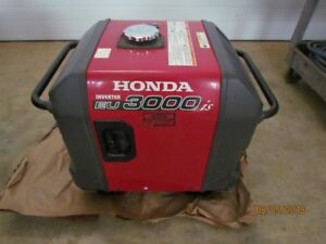 Honda Generator Eu 3000 Is