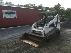 2005 Bobcat T190 Tracked Skid Steer Loader Coming Soon