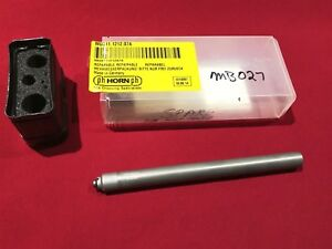 Ph Horn Mu311 1212 07a Solid Carbide Grooving Tool Holder