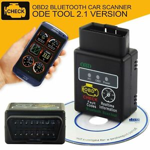 Advanced Elm327 Hh Real Time Information Obd2 Auto Diagnostic Scanner Tool