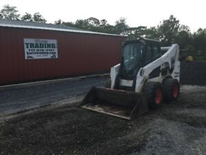 2013 Bobcat S750 Skid Steer Loader W Cab 2sd High Flow Coming Soon