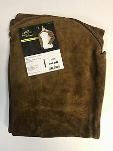 Black Stallion 23slv 23 Quality Side Split Cowhide Welding Sleeves