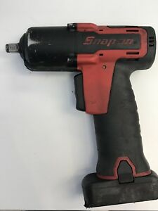 Snap on Ct761a 14 4 V 3 8 Drive Microlithium Cordless Impact Wrench W Battery