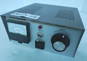 Dynascan Bk Precision 1653 Variable Ac Power Supply 0 15v 60hz 2a Tested Working