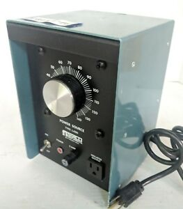 Staco Energy Lj201 Isolated Volt Variac Variable Ac Power Supply Source Tested
