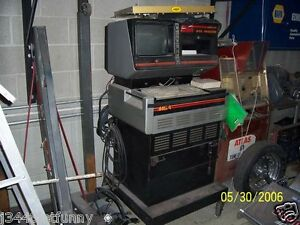Sun Mga 9000 Co Gas Analyzer Emission Tester