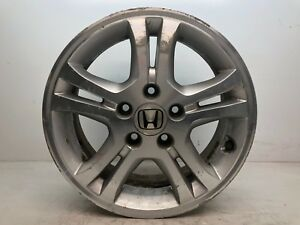 2006 2007 Honda Accord Ex 16x6 5 Aluminum Wheel Alloy 5 Double Spoke Rim Oem Z3