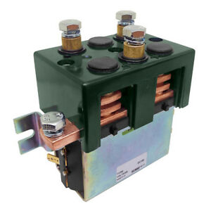 Dc Contactor Dc182 3 Electric Forklift Stacker Pallet 24v 200a Relay Replacement