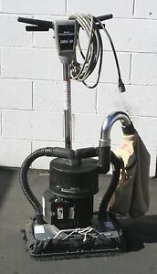 Clarke American Obs 18 Square Buff Floor Sander Dust Control Version