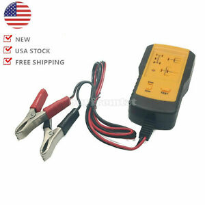 Automotive Relay Tester 12v Car Auto Battery Checker Universal Ae100 Us Seller