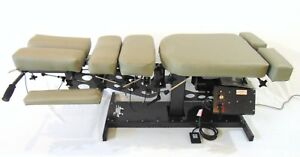 Chiropractic Electric Flexion Adjusting Drop Table Low Ncmic Finance