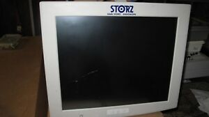 Karl Storz V3c sx19 r130 Or1 Touch Panel 2 Monitor 19 Screen Medical Display