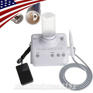 Us Auto Water Dental Ultrasonic Piezo Scaler F Dte Satelec Handpiece Tip Skd1