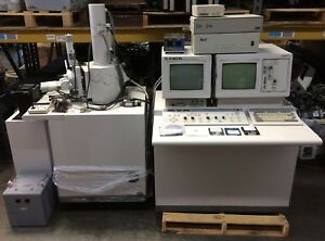 Hitachi S 2460n Scientific Scanning Electron Microscope Controller System
