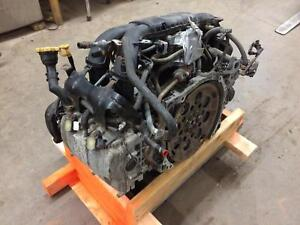 2010 Subaru Legacy Engine 2 5l Sohc Non turbo Auto Fed Emission Vin C 6th Digit