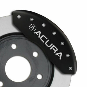 Mgp Caliper Covers Engraving For 2004 Acura Rl Base Matte Black