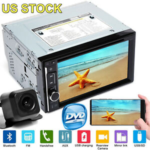 For Chevrolet Silverado 1500 2500 3500 1999 2016 Car Stereo 2din Radio Cd Player