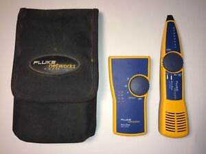Fluke Networks Intellitone 200 Lan Probe Toner