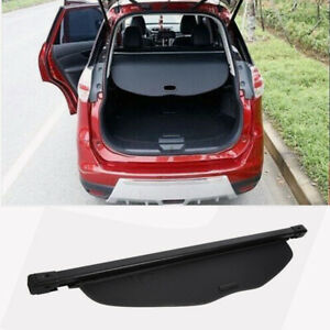 1x Retractable Rear Trunk Cargo Cover Security Shield Fit 14 18 Nissan Rogue Sv