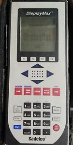 Sadelco Displaymax 800cli Signal Level Catv Meter 6 l28116a Parts Only