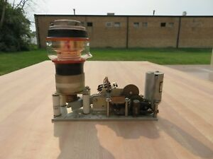Jennings Radio Ucsl 1000 Variable Capacitor Actuator High Voltage 3 000 Volts