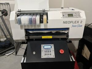 Neoflex 2 Dtg Direct To Garment T shirt Printer