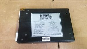 Lambda Lzs 50 3 Regulated Power Supply