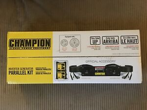 New Champion 73500i Parallel Cable Kit For Champion 73536i Inverter Generators