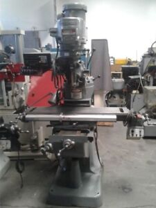 Bridgeport Milling Machine Series 1
