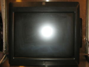 Ncr 7403 Pos Terminal 15 Touch Screen Display Monitor Used
