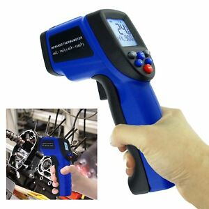 Infrared Laser Thermometer 58 1382 f Pyrometer 12 1ds Non Contact High Low Temp