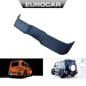 Mercedes W463 Rear Spoiler For G500 G550 G55 Wald Style Rear Wing
